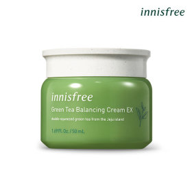 19 innisfree Green Tea Balancing Cream 50mL