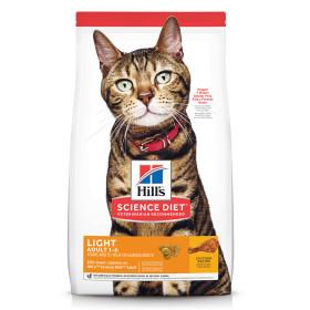 10302HG/NEW 힐스 고양이 어덜트 라이트(1~6세) 2kg