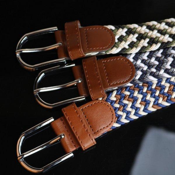 벨트 지갑 캐주얼 정장 스판벨트 SP-06(III) 3색 상품이미지