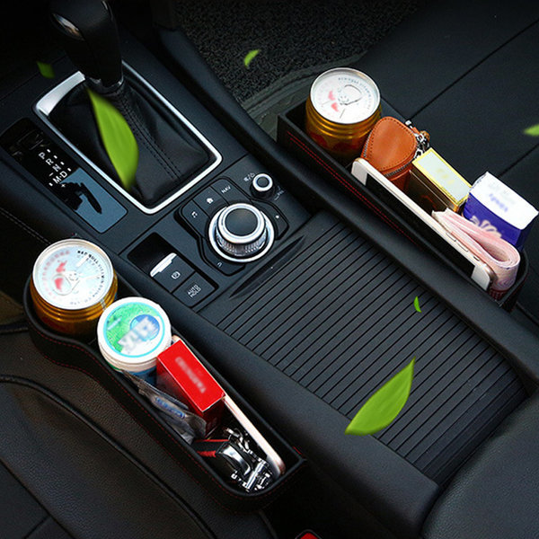 OMT 차량용 컵홀더 틈새 사이드포켓 OCA-CRK 운전석용 상품이미지