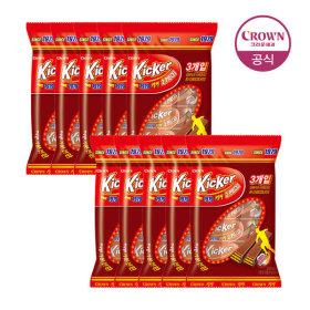 초콜릿 3입 51g 10봉