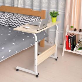 OMT 대형 이동식 높이조절 침대 테이블 책상 ONA-84TB