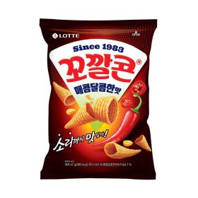 꼬깔콘  매콤달콤 72g