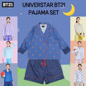 HUNT x BT21 sleepwear 19S/S Pajama set HIPP91201T