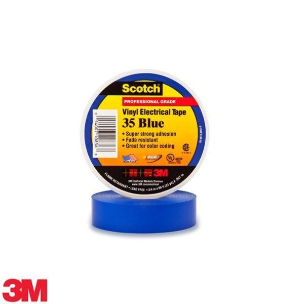 3M 고급형 전기 절연테이프 35 블루 전기절연테이프 상품이미지