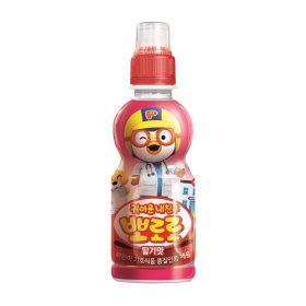 팔도  뽀로로 딸기 음료수 235ml PET
