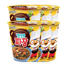 팔도 뽀로로짜장 컵 65gX6개(1BOX)