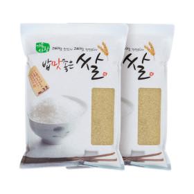 국산 발효현미 10kg (5kgx2)