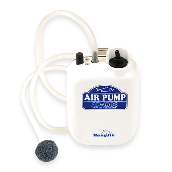 기포기 AP-1500 산소 기포 발생기 에어펌프 부력망 상품이미지