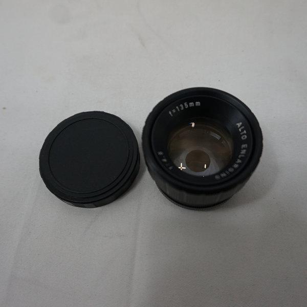 ALTO ENLARGING 카메라 렌즈 135mm - 일본정품 상품이미지