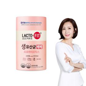 락토핏 생유산균 베베 60포 2통(120일분)+골드 30포