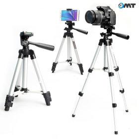 OMT 3단 카메라 삼각대 핸드폰 DSLR 디카 OCA-TP1000
