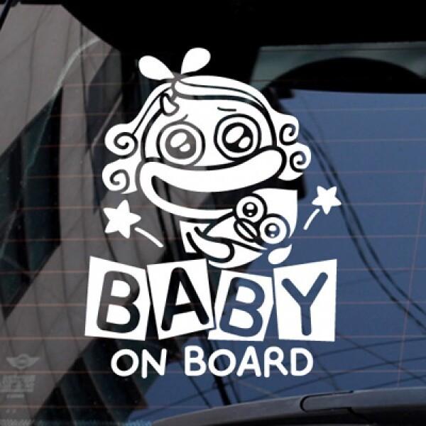 BABY ON BOARD 코코 상품이미지