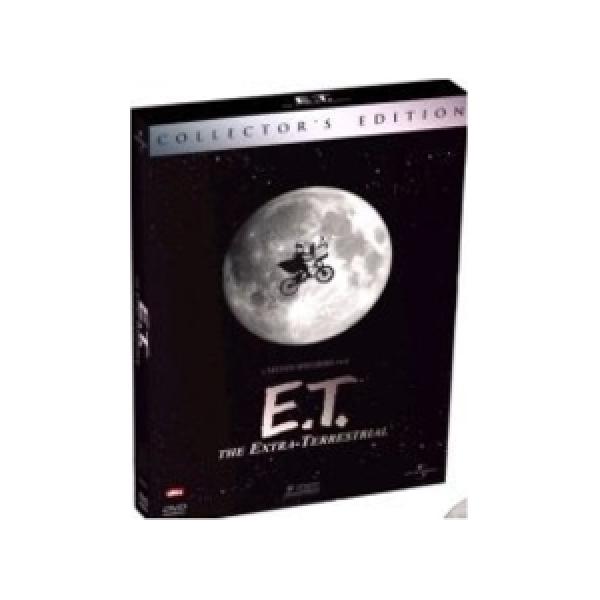 해외배송  스티븐 스필버그/이티 (E.T) C.E 트리플패키지 1천장 한정판/스카나보케이스(3Disc / dts) 상품이미지