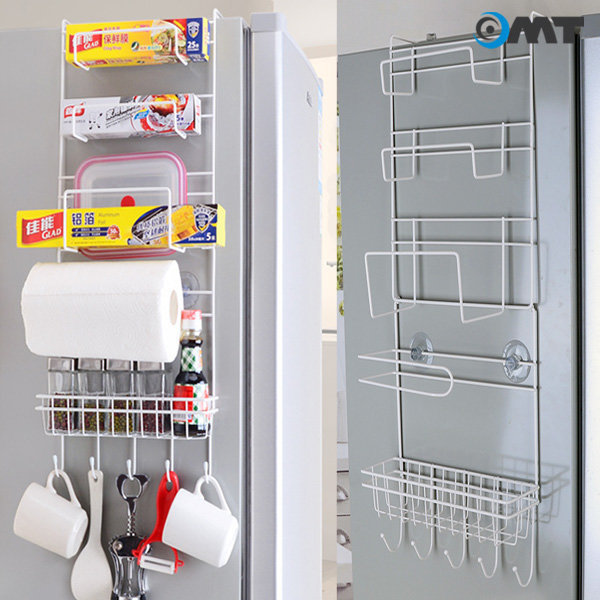 OMT 냉장고 사이드 수납 걸이 주방 선반 OKA-MRACK 상품이미지