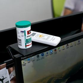 OMT 미니 모니터 상단 수납 받침대 OMA-ZW1 블랙