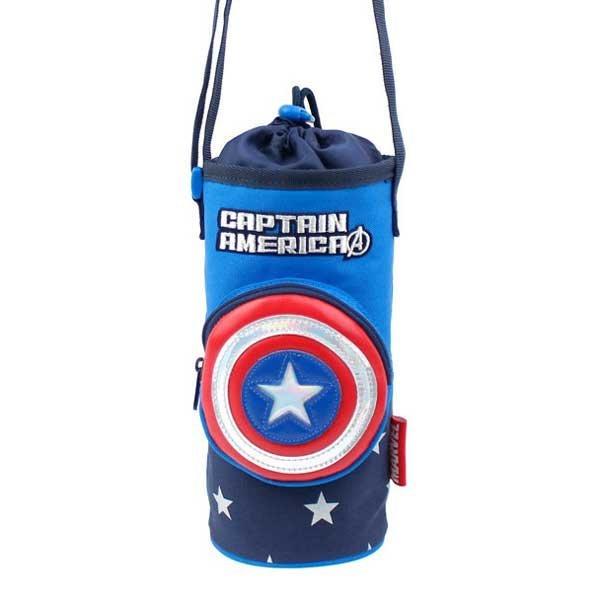 캡틴아메리카 방패 물병 크로스 주머니 뽀사사/아동 상품이미지