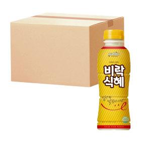 비락식혜 500ml PET 총12개