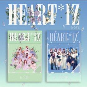 (버젼선택/Kihno) 아이즈원 (IZONE) - HEARTIZ (미니앨범 2집 키노앨범)