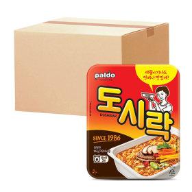 도시락 컵라면 86g 총24개 (1박스) 박스포장