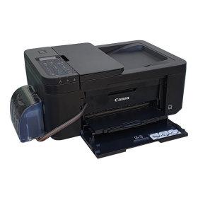 캐논 TR4500S 프린터 복합기 팩스 무한잉크 자동양면