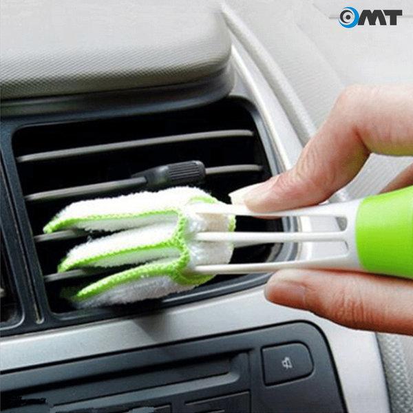OMT 차량용 틈새 청소 브러쉬 솔 자동차용품 OCA-346 상품이미지