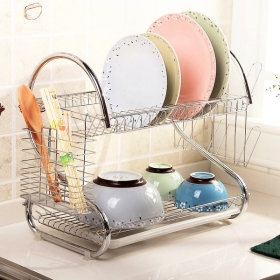 OKA-601 접시정리대 식기건조대 싱크대 설거지 선반