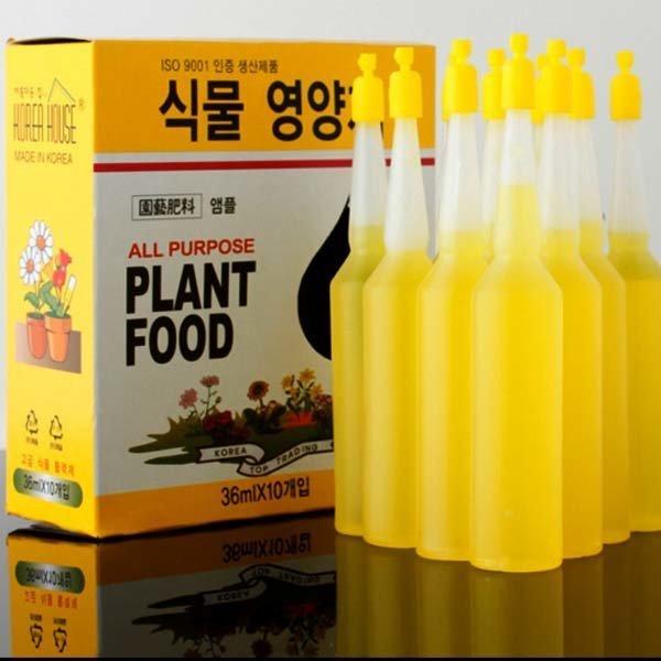 B396/식물영양제/10p/국산/화초영양제/비료/복합비료 상품이미지