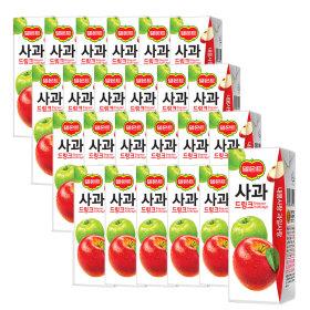 델몬트 사과 드링크 190ml x 24팩