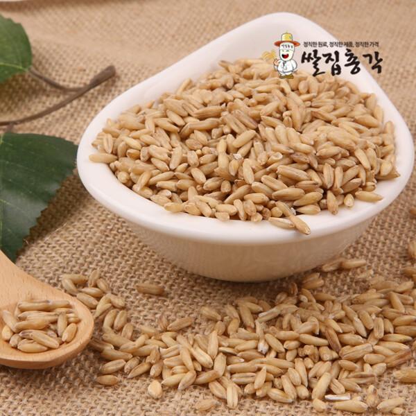 (현대Hmall) 쌀집총각  수입산귀리(캐나다) 500g 상품이미지