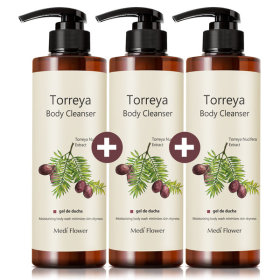 Bonita Garden Torreya Body Wash 500ml (1+1+1)/Jeju ingredients