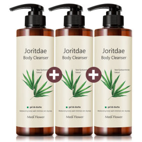 Bonita Garden Joritdae Body Wash 500ml (1+1+1)/Jeju ingredients