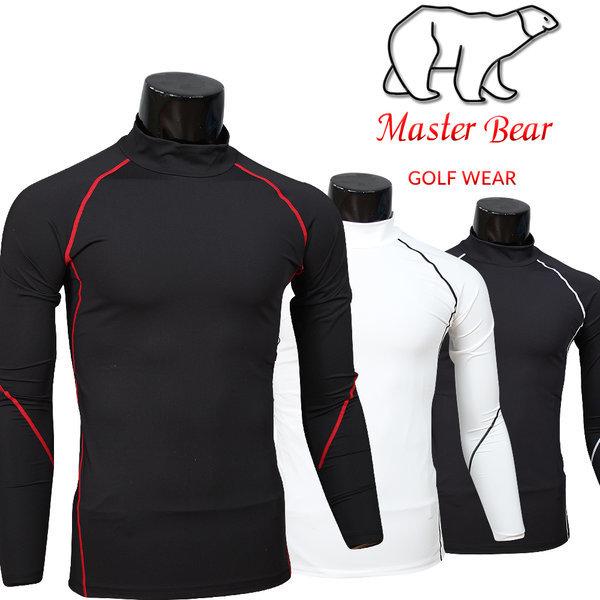 (남성) Master Bear R312 골프 티셔츠 골프웨어 상품이미지
