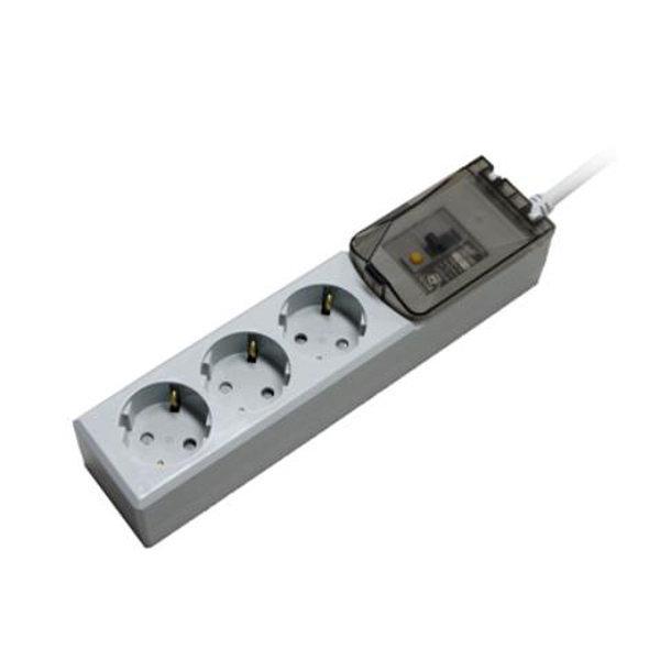누전차단용고용량멀티탭 3구5m 에어컨 냉.난방용품 상품이미지