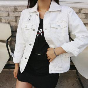 ASJ05 오버핏 화이트자켓 /봄신상/봄자켓/올시즌