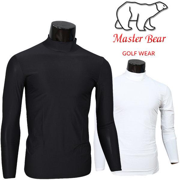 (남성) Master Bear 효성아쿠아 골프티셔츠 골프웨어 상품이미지