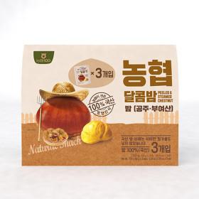 농협 아름찬 달콤밤 50g x 3입