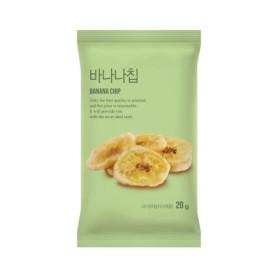 GSfresh 바나나칩 20g