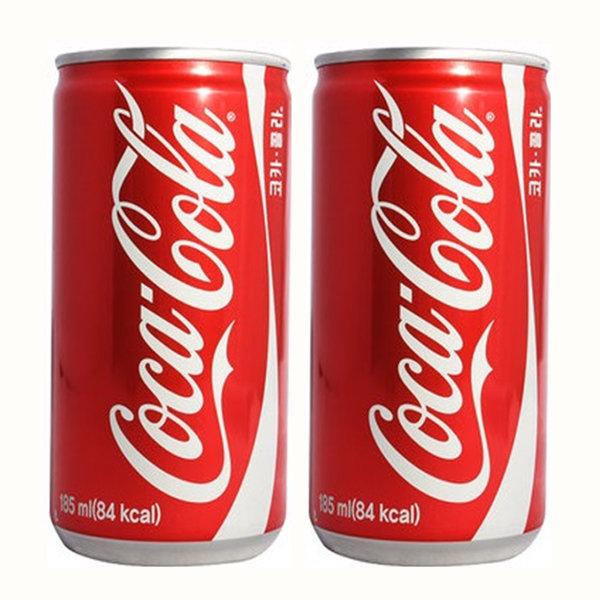 코카콜라185ml x 30캔 x 3박스/음료수/캔음료 5mlUP190 상품이미지