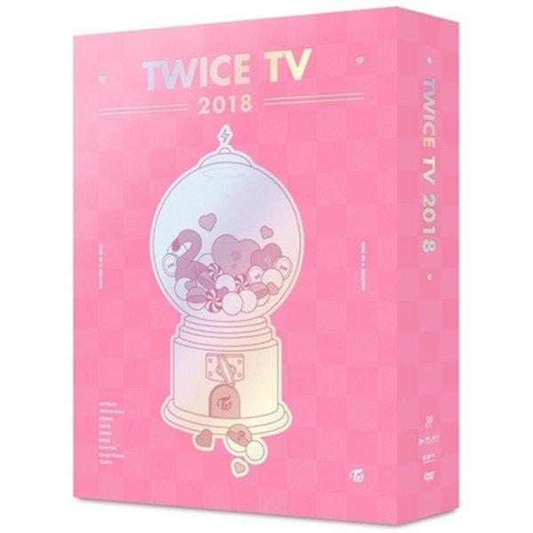 TWICE TV 2018 DVD 중고 상품이미지