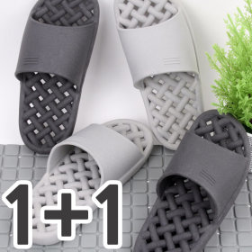 국산 미끄럼방지 욕실화 욕실슬리퍼 화장실슬리퍼 1+1