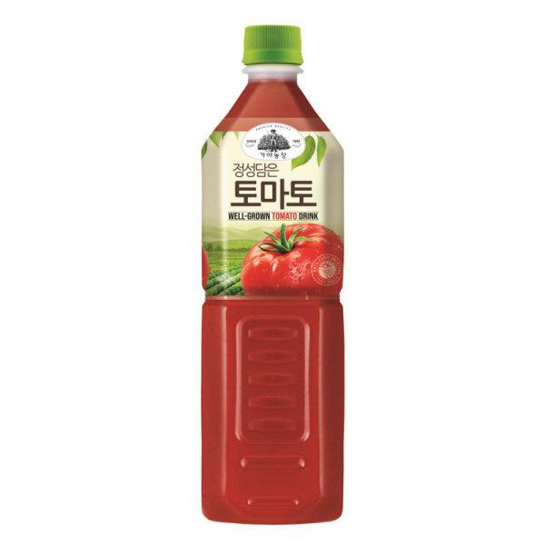 가야농장 정성담은토마토 1L 상품이미지
