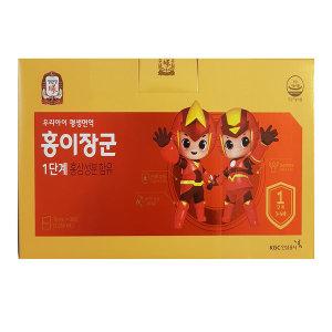 [정관장]정관장 2019 홍이장군 1단계 15ml x90포 어린이면역력