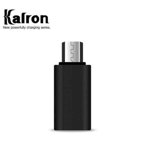 ET-C5P C타입에서 5핀 변환 충전잭 USB C젠더  블랙 상품이미지