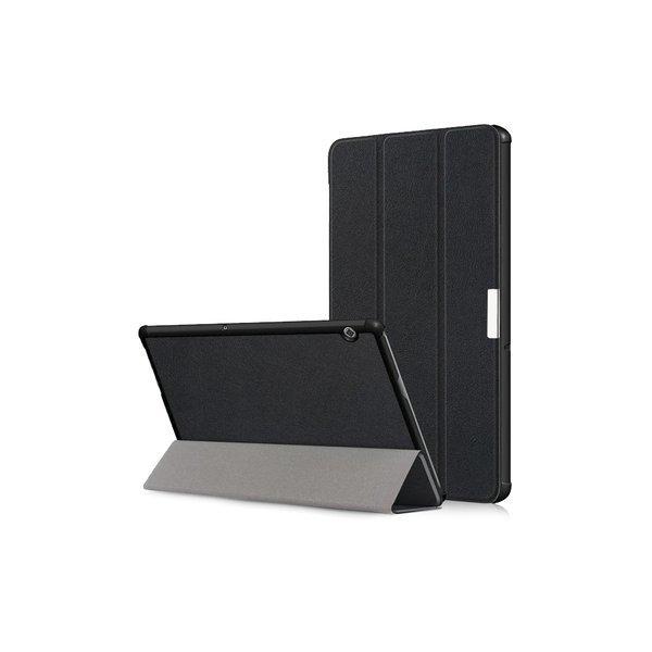 화웨이 미디어패드 T5 10.1 스마트북커버케이스 블랙 상품이미지