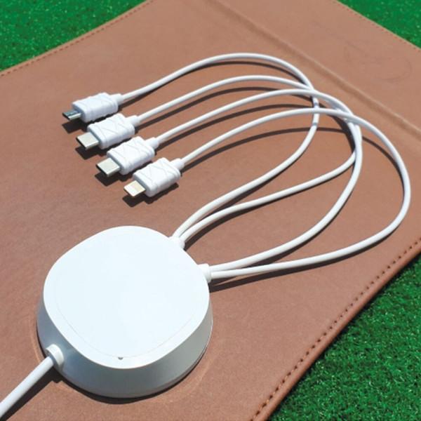 핸드폰 멀티충전기 업소용 4포트 케이블교환형 상품이미지