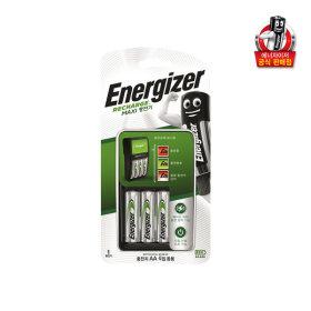 에너자이저 맥시 충전기 (4x2000mAh AA) /배터리