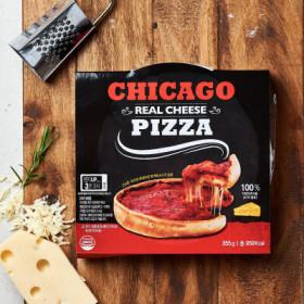 시카고리얼 치즈피자 355G