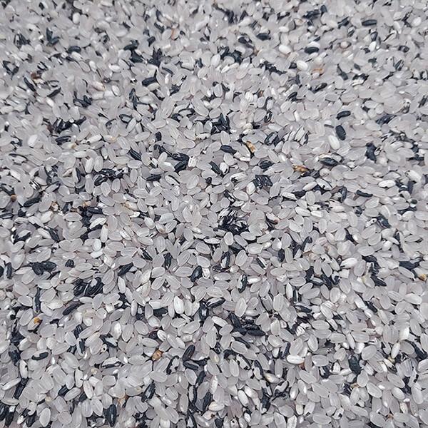 국산 안토시안 흑백미4kg(2kg+2kg) 2020년산 상품이미지