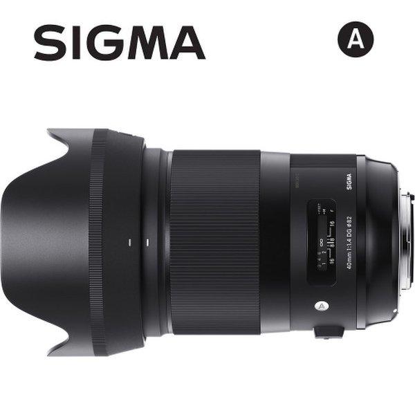 A 40mm F1.4 DG HSM (니콘DSLR전용/풀프레임) 상품이미지
